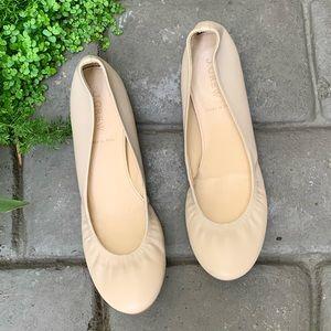 J. CREW Anya Leather Ballet Flats Women's Size 7.5